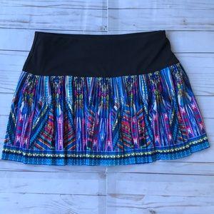 Lucky in Love NWOT Medium Tennis Skirt